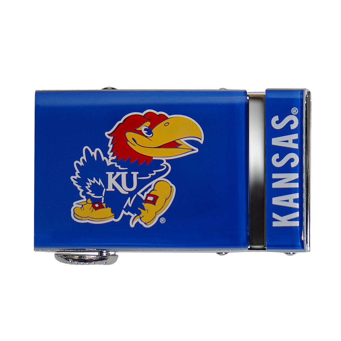 Kansas Jayhawks 40mm Buckle