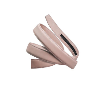 30mm Women's ROSE PINK Leather