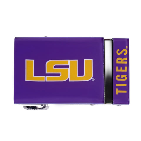 LSU Tigers 40mm Buckle