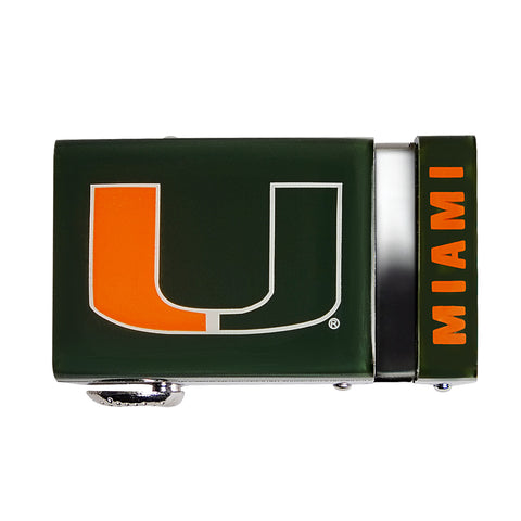 Miami Hurricanes 40mm Buckle