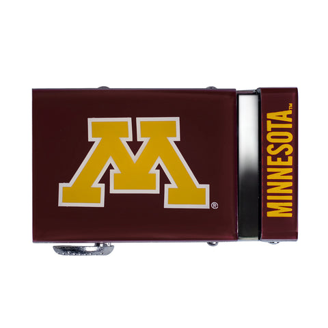 Minnesota Golden Gophers 40mm Buckle