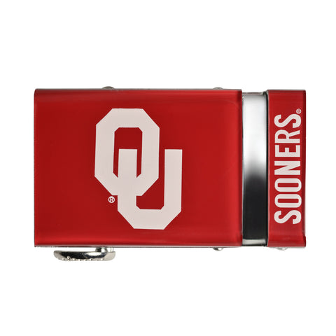 Oklahoma Sooners 40mm Buckle