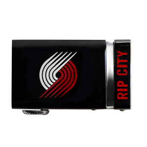 Portland Trailblazers 40mm Buckle