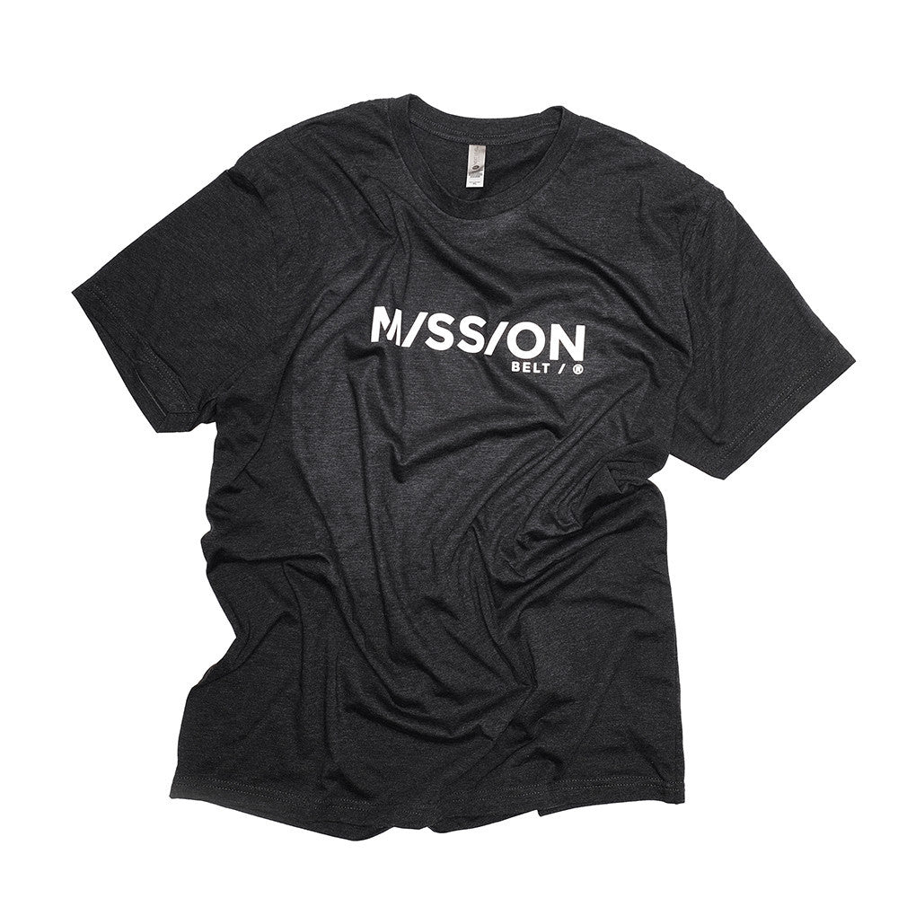 Mission Shirt, Black / White