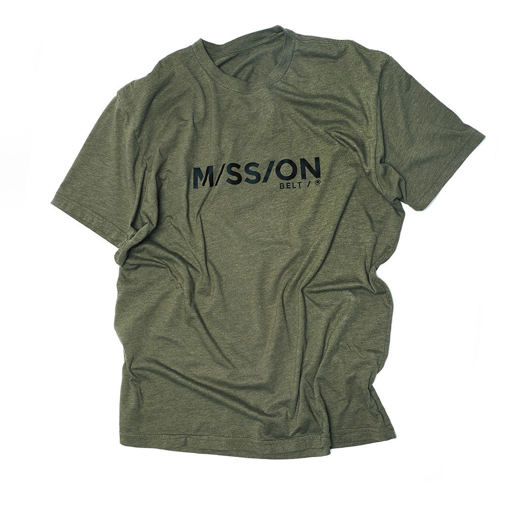 Mission Shirt, Green / Black