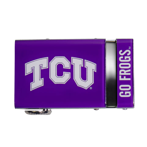 TCU Horned Frogs 40mm Buckle