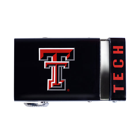Texas Tech 40mm Buckle