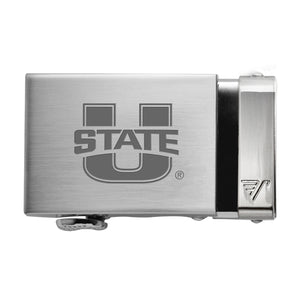 Utah State Aggies 40mm Buckle
