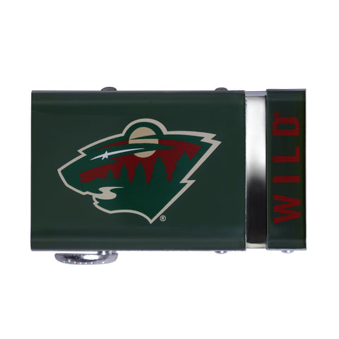 Minnesota Wild 40mm Buckle