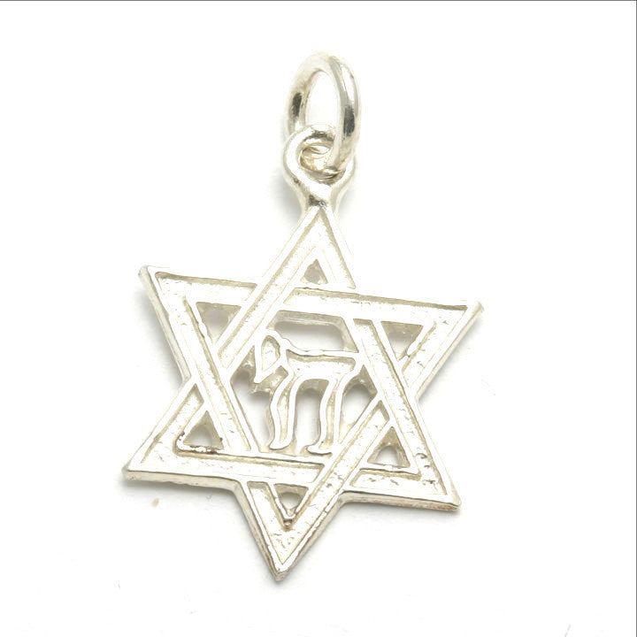 inspired charm product silver necklace peace page light judaica love chai file