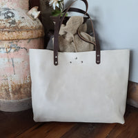Farm {Re}Fresh Getaway Weekender - Cream #10241