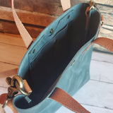 Shorty Tote - Dark Teal