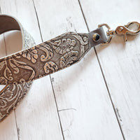 Specialty shoulder strap