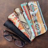 Glasses Sleeve - Tribal Tan/Brown