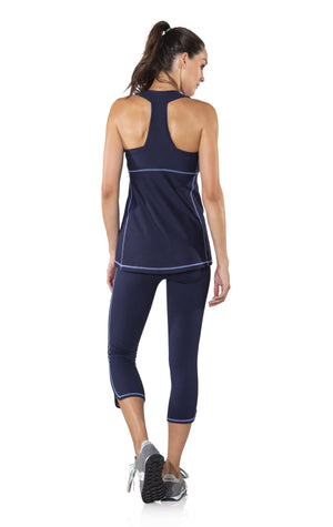 Active Leggings Navy
