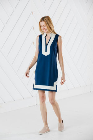 Sleeveless Classic Tunic