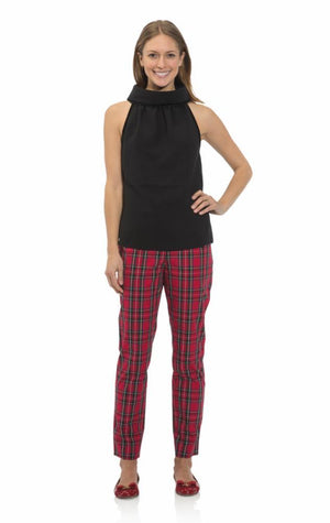Plaid Shirting Pants