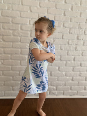 Kids T-Shirt Dress