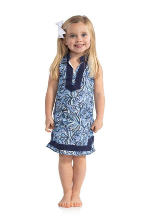 Kids Classic Monkey Print Tunic