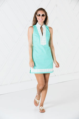 Sleeveless Classic Tunic - Multiple Colors