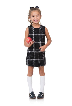 Plaid Kids Dress
