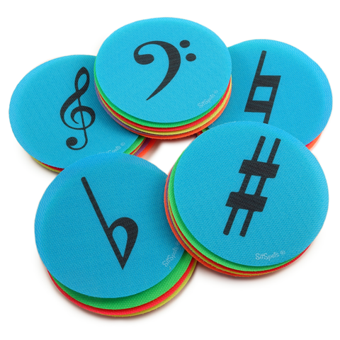 Music Notes Symbol Pack