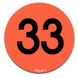 Replacement Numbers - Multi Color