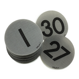 Numbers 1-30 Pack - Gray