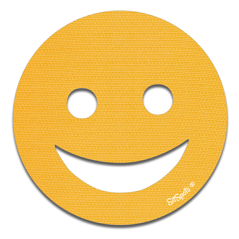 Happy Face - Yellow