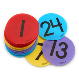 Numbers 1-24 Pack - Multi Colors