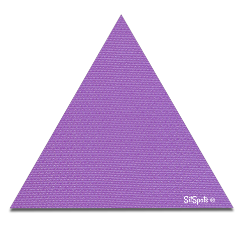 Triangle - Purple