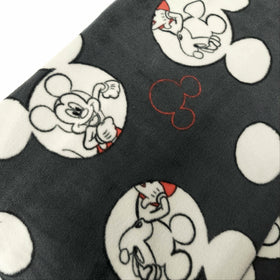 Mickey Mouse Fleece Fabric -100% Polyester, 45