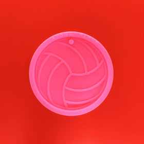 Volleyball Mold for Resin