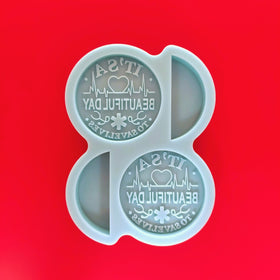 Salvar Vidas Molde Doble / Save Lives Double Mold