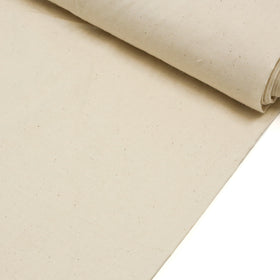 Natural, Unbleached 100% Cotton Muslin Greige Fabric/ Doméstico/ Blanquín - 67