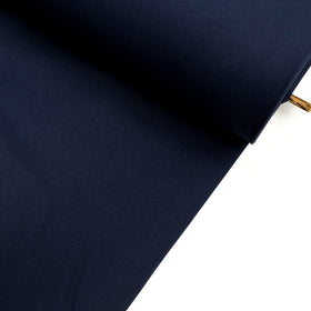 Navy, 100% Cotton 12oz Canvas Fabric - 62-64