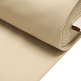 "Light Brown, Canvas Fabric - 60-64"" Wide; 1 Yard"