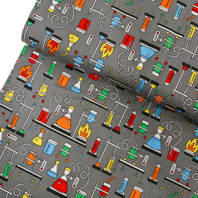 Laboratory Fabric- 100% Cotton Print Fabric, 44/45