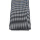 "Black Gingham Check 1/8- 60"" wide; 1 yard"
