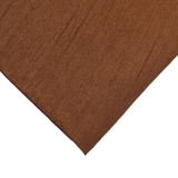 "Brown, Shantung - 118"" wide; 1 Yard"