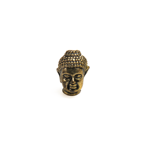Buddha, Spacer - Antique Gold