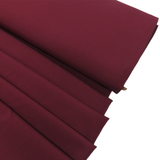 "Burgandy, Pongee - 60"" Wide; 1 Yard"