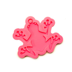 Coquí Silicone Mold for Resin Pendant - Approx. 3