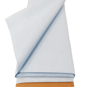 Light Blue, Linen Estopilla (Handkerchief Linen) - 37