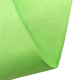 Kelly Green, 100% Textured Shantung - 118