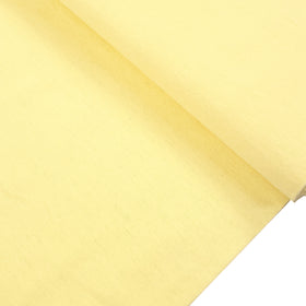 Light Yellow, 100% Cotton Flannel 43/44
