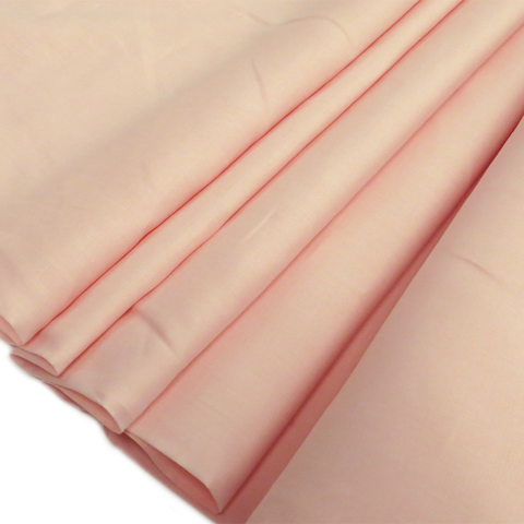 "Pink, Natural Ramie - 54"" wide; 1 Yard"