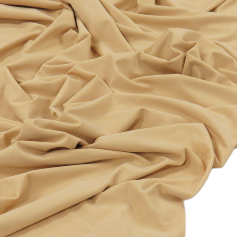 "Beige, Spandex Swimwear Monica - 60"" wide; 1 Yard"