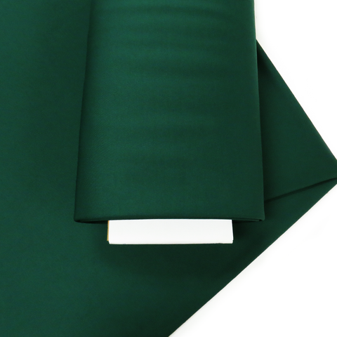 "Dark Green, BaseBall Knit - 60"" wide; 1 Yard"