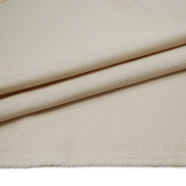 "Light Beige, Bombay - 56"" wide; 1 Yard"